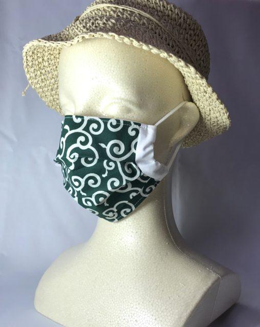 布マスク販売 ボーマスク 外国人にもおすすめの日本風マスクの画像