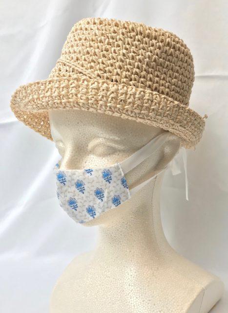 乳幼児・ベビー用 立体布マスクの画像