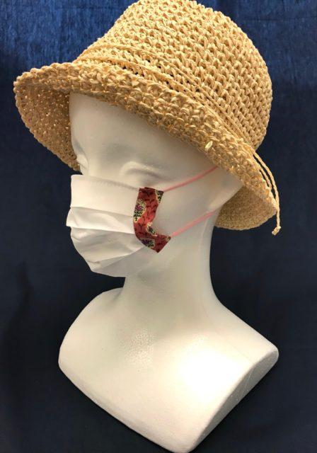 フランス風布マスク キッズ・子供用の画像