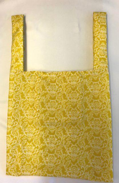 エコバッグ 黄色 Sac réutilisable jaune 603の画像